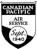 Canadian Pacific Air Service Logo